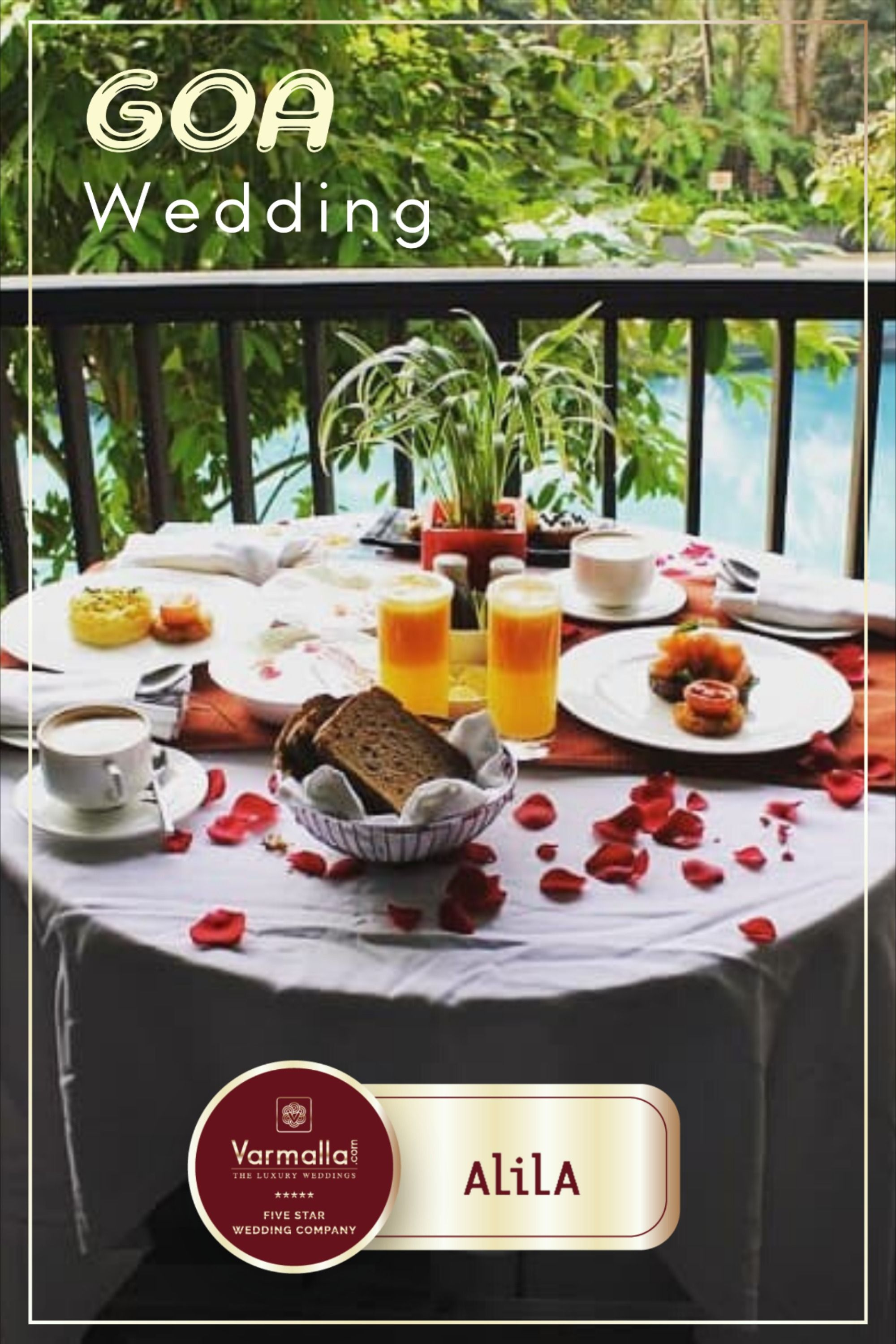 Spend great time here and get unforgotable memories of your wedding...#aliladiwagoa #aliladiwa #aliladiwaweddings #alilahotels #ramadainn  #ramadahotel #tajmahal #tajpalace #goa #goaindia #goataco #weddinginvitationcards #honeymoon #honeymoonpackages #bridallehenga #bridalmakeup #bridalmehndidesign #bridalmehndi #Bridalsaree #bridaljewellery #bride #indianbride #bridegroom #eventmanagement #weddingplanner #weddinginvitationcards #destination #destinationwedding #weddingdecorations#weddinggift