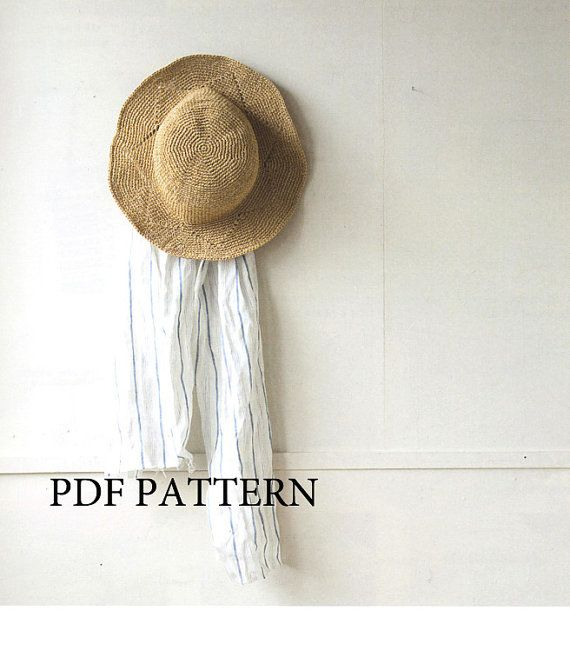 PDF Descargar ganchillo patrón patrón de sombrero de por BusyPaws ...