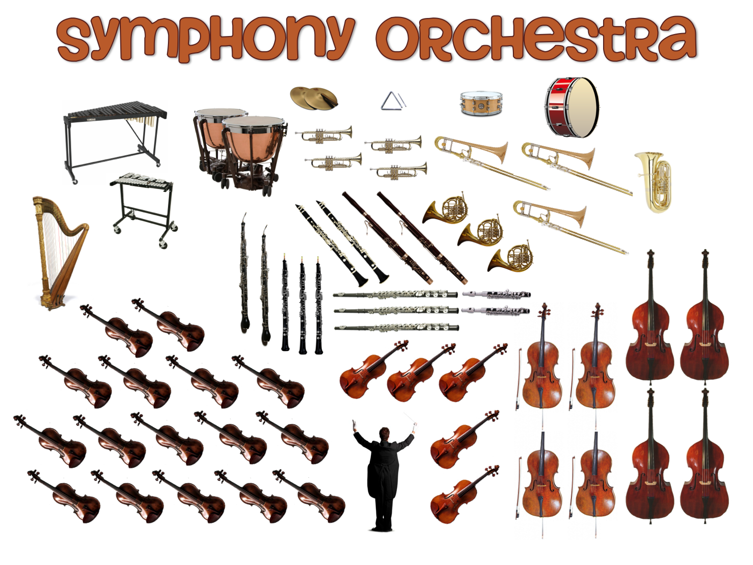 FREE DOWNLOAD - Orchestra Pictures - Beth's Music Notes - More ...
