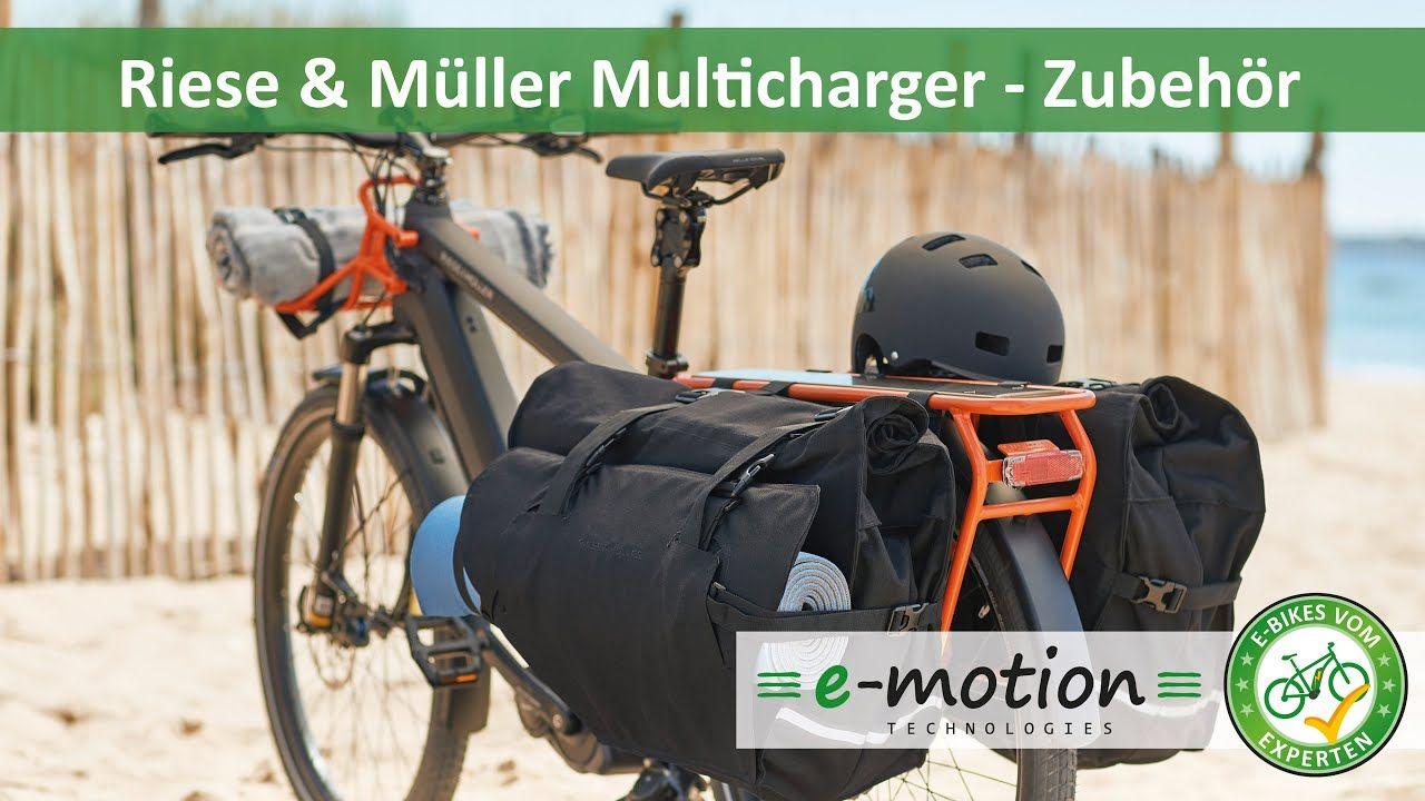Wir Stellen Euch Neues Zubehor Fur Das Riese Muller Multicharger