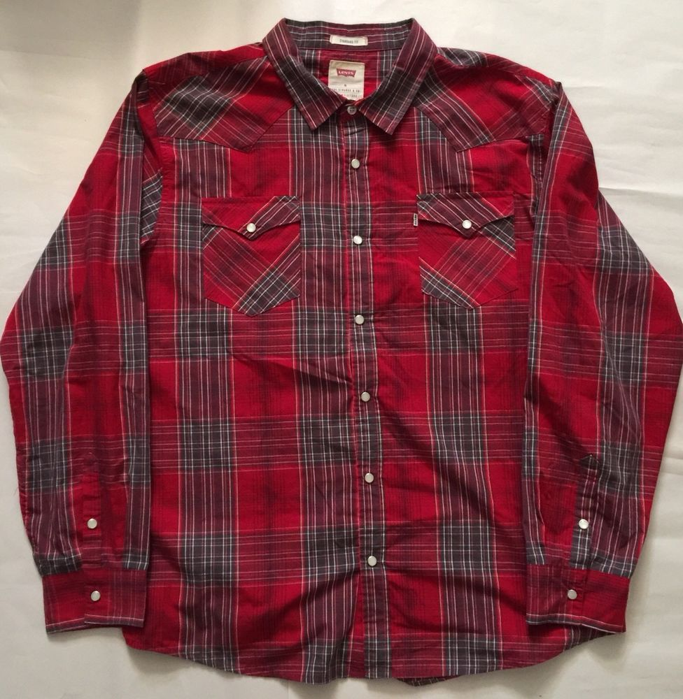 d5a590bed65 Mens Western Flannel Shirts With Snaps - BCD Tofu House