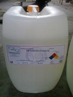 Productos Quimicos Para Limpieza Industrial Detergentes