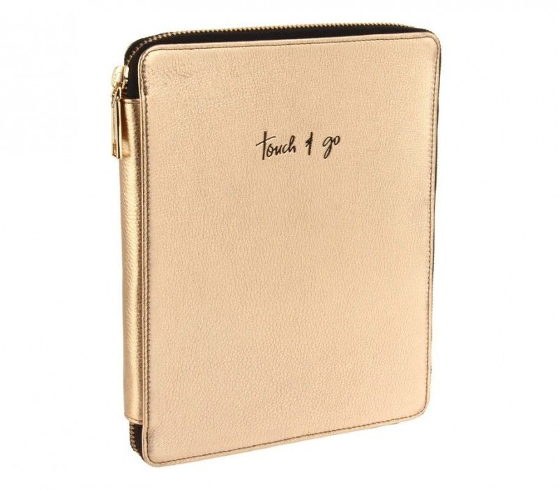 Rebecca Minkoff iPad Touch And Go Laptop Bag at Amazon.com for $52.84 with FREE shipping
