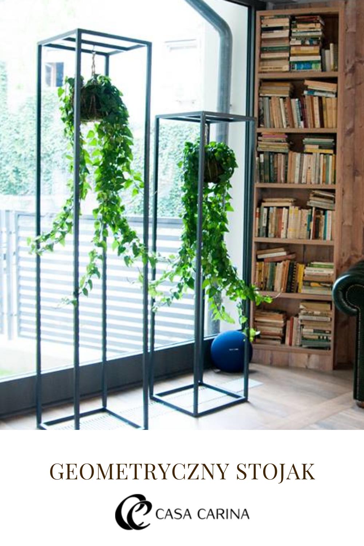Geometryczny Stojak Na Kwiaty Decor Home Decor Furniture
