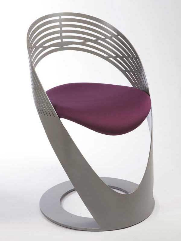 Interesting Alternative To Residential Chairs By Martz Edition