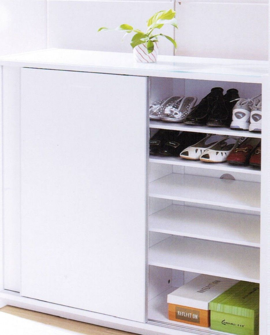 Superbe White Shoe Cabinets With Doors ~ Http://modtopiastudio.com/shoe