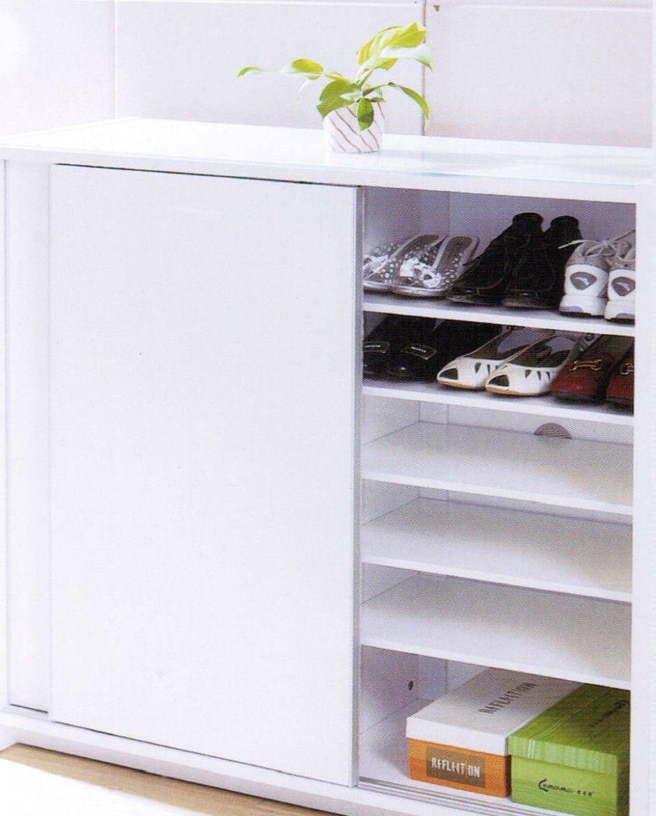 White Shoe Cabinets With Doors Http Modtopiastudio Com Shoe