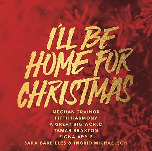 1 All I Want For Christmas Is You Fifth Harmony 2 I Ll Be Home Meghan Trainor 3 Frosty The Snowman Fiona Fifth Harmony Meghan Trainor Christmas Albums