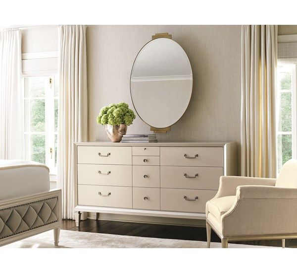 Diamonds Are Forever - King : New Traditional : Caracole Bedroom