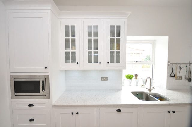 Silestone Lyra Countertops And White