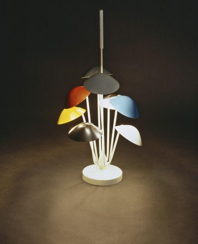 Table lamp 534 - Gino Sarfatti - 1951