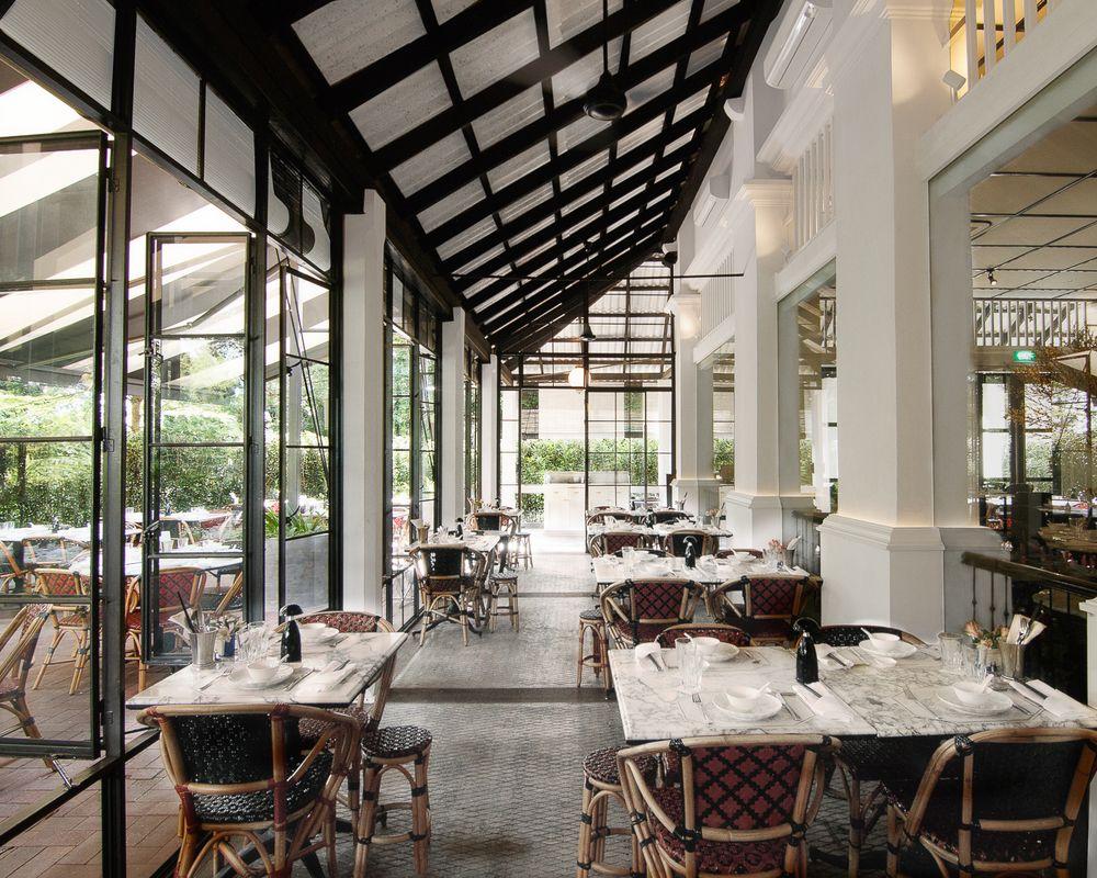 Chop Suey Cafe Singapore Terrace Design Summit Homes Hill Interiors