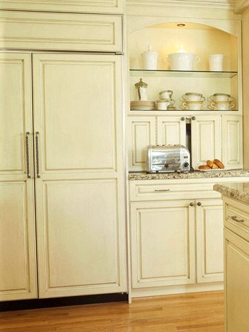 CostSaving Tips From the Kitchen Pros Refrigerator Doors and