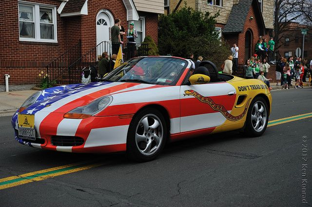 Porsche by Bluesguy from NY, via Flickr