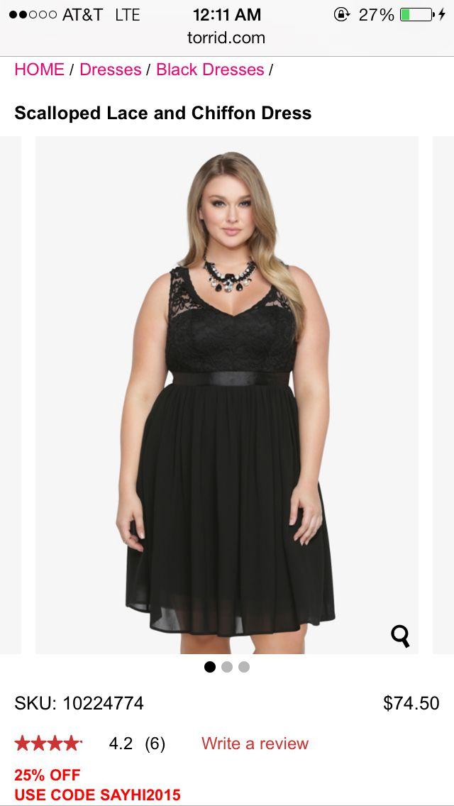3193e3325b3 Black Dress
