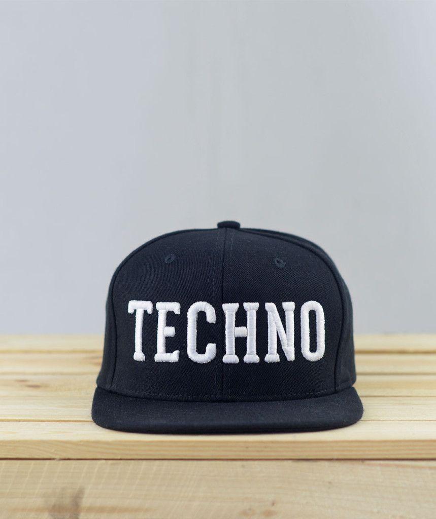5fa02c7dbf6 Techno Snapback  techno  rave  snapback  laut