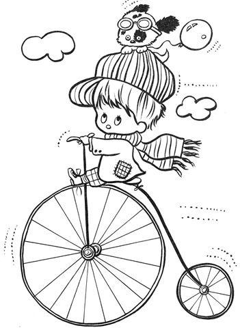 desenhos infantis de meninos coloring pages pinterest precious