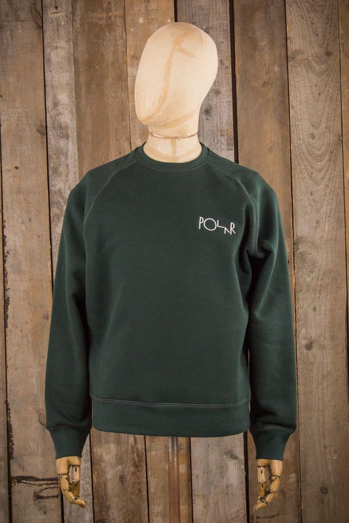 Polar Skate Co. Default Sweatshirt - Botanical Green - Sweatshirts - The  Priory - 10 19d855ade