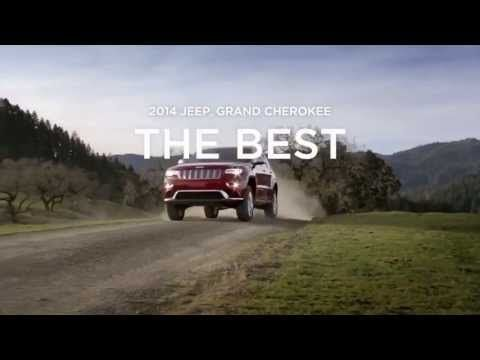 2014 Jeep Grand Cherokee Stays Ahead of the Curve | University ...