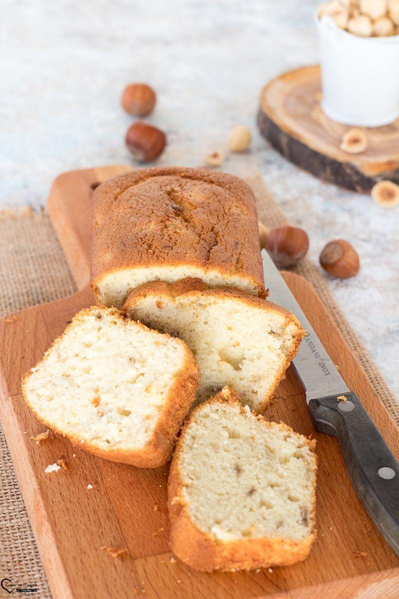 Photo of PLUM CAKE ALLE BANANE E NOCCIOLE ricetta dolce semplice e veloce,
