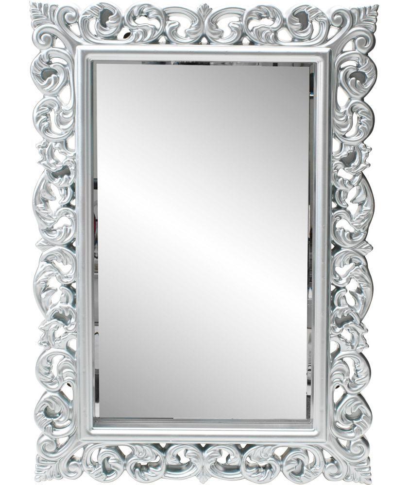 Buy Heart of House Isabella High Gloss Wall Mirror - Silver at Argos ...