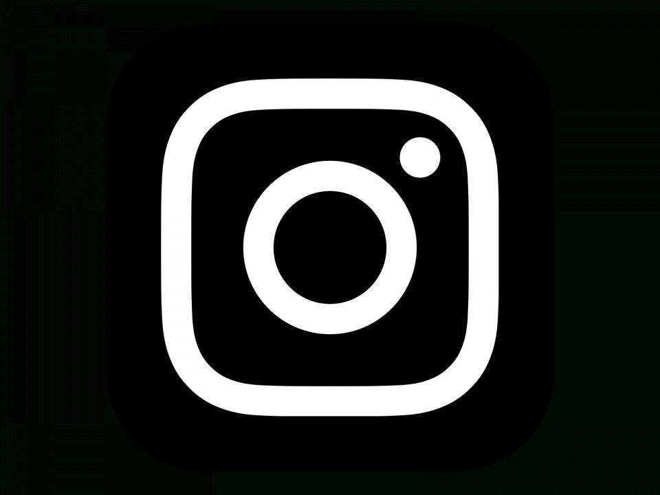 12 Cute White Instagram Logo Png Instagram Logo New Instagram Logo Black And White Instagram