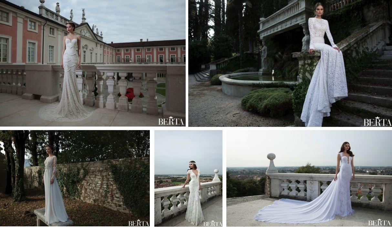 Женственные, сексуальные, изящные и элегантные – все это о платьях от Berta Bridal, о платьях, которые завоевали внимание и покорили сердца невест со всего мира! http://wedindiy.com/wedinblog/categories/listings/1-moda