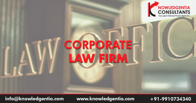 Knowledgentia Consultants is one of the best Corporate Law Firm in