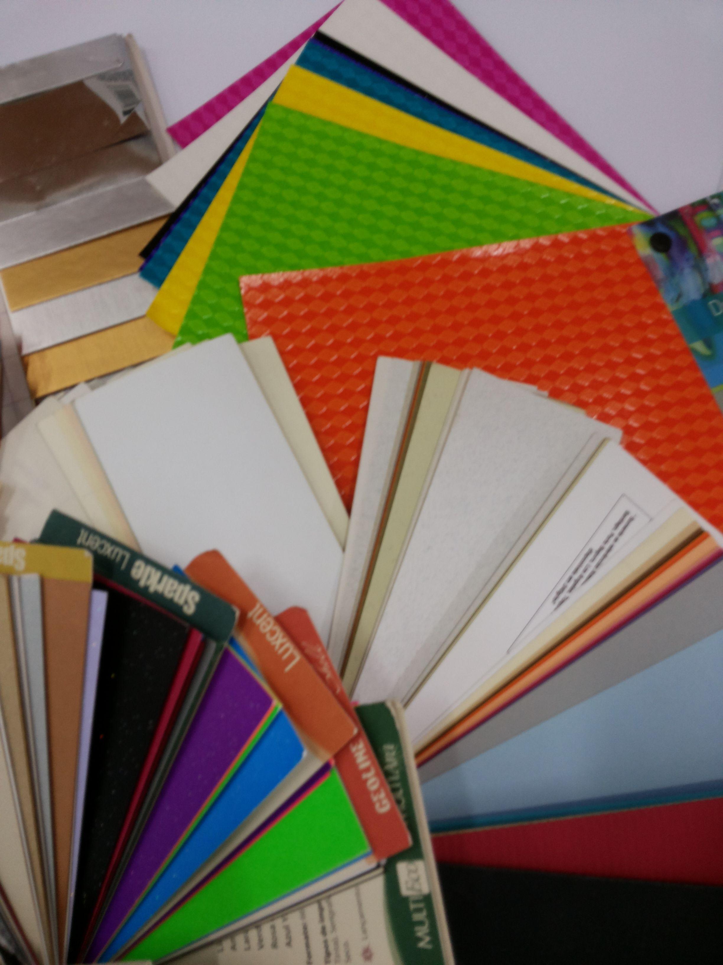 Já escolheu a cor e o tipo de papel para sua embalagem? Ainda não!!!!! Então corre e vem falar com a gente, ainda dá tempo pro dia dos pais!! -SeeYou-