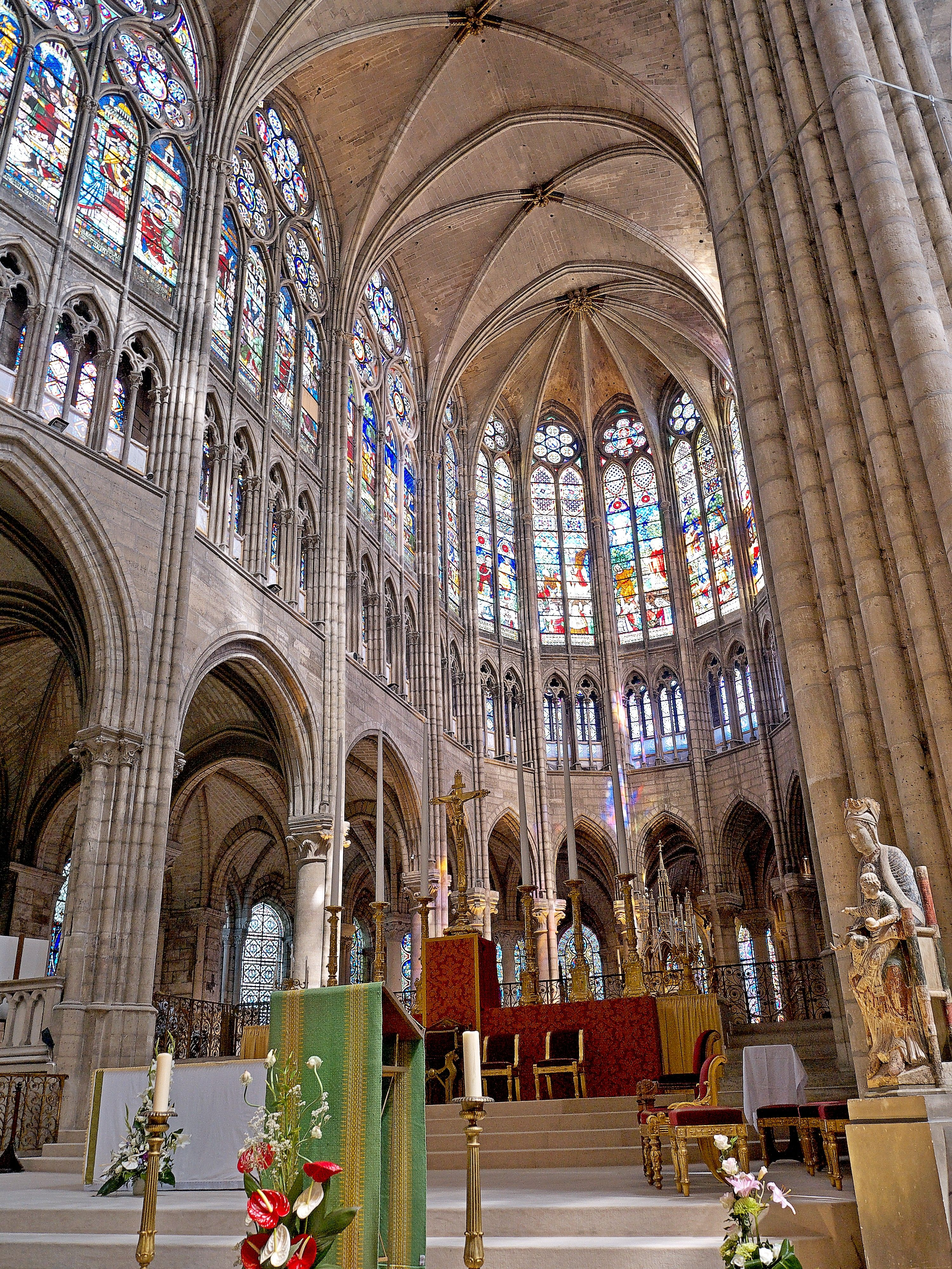 Saint Denis Gard: Abbey Church Of Saint Denis