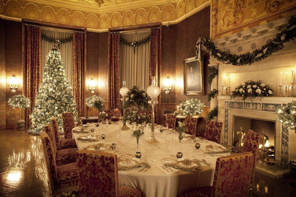 The Breakfast Room at George Vanderbilt\'s Biltmore Estate ...