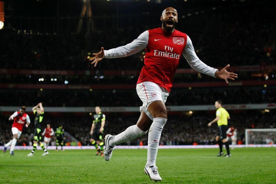 Arsenal   Henry