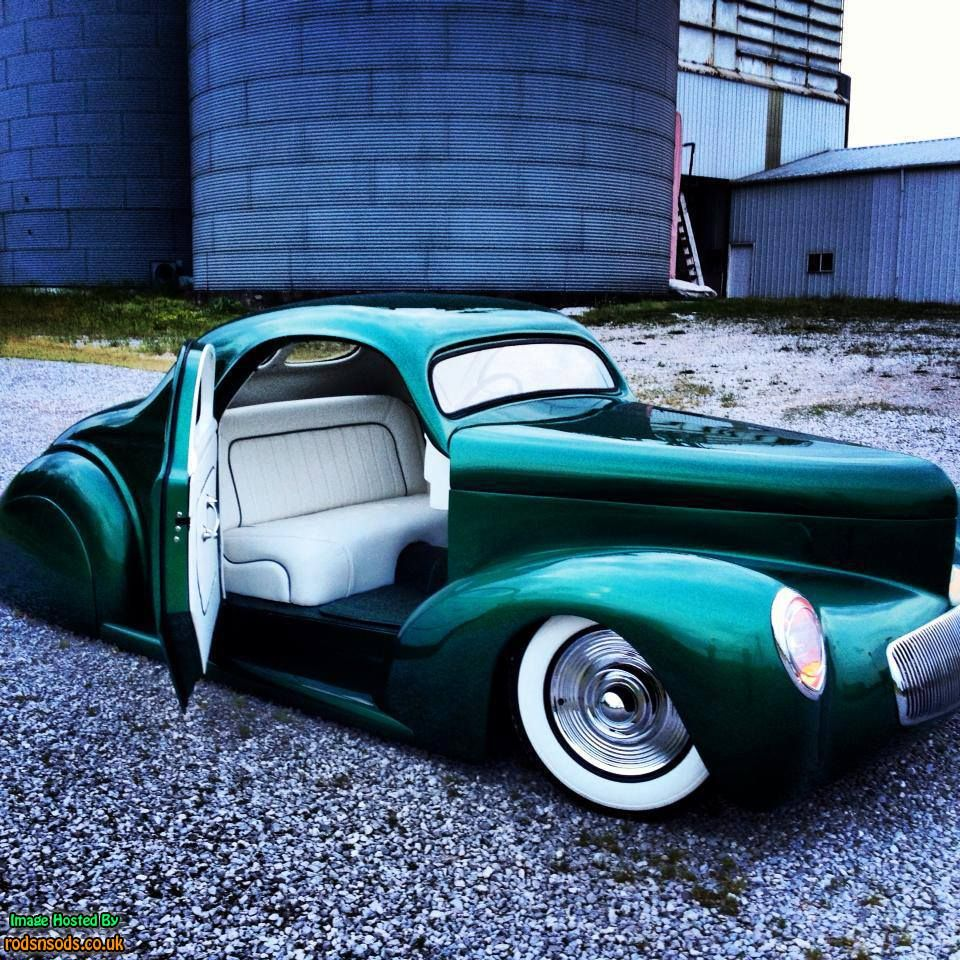 """UK made 41 Willys Coupe bodies. 1941 Willys """"Taildragger"""
