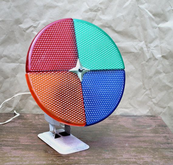 Color Wheel for Aluminum Christmas Tree. We had this! | Nostalgia ...