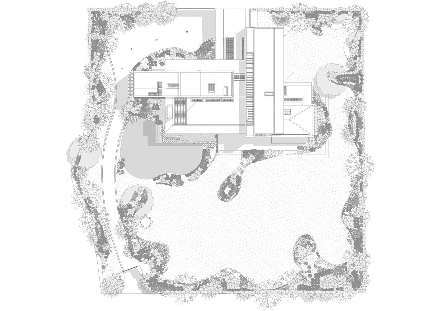 Galería de Casa CM / Sergio Zalamea 11 Plantas de