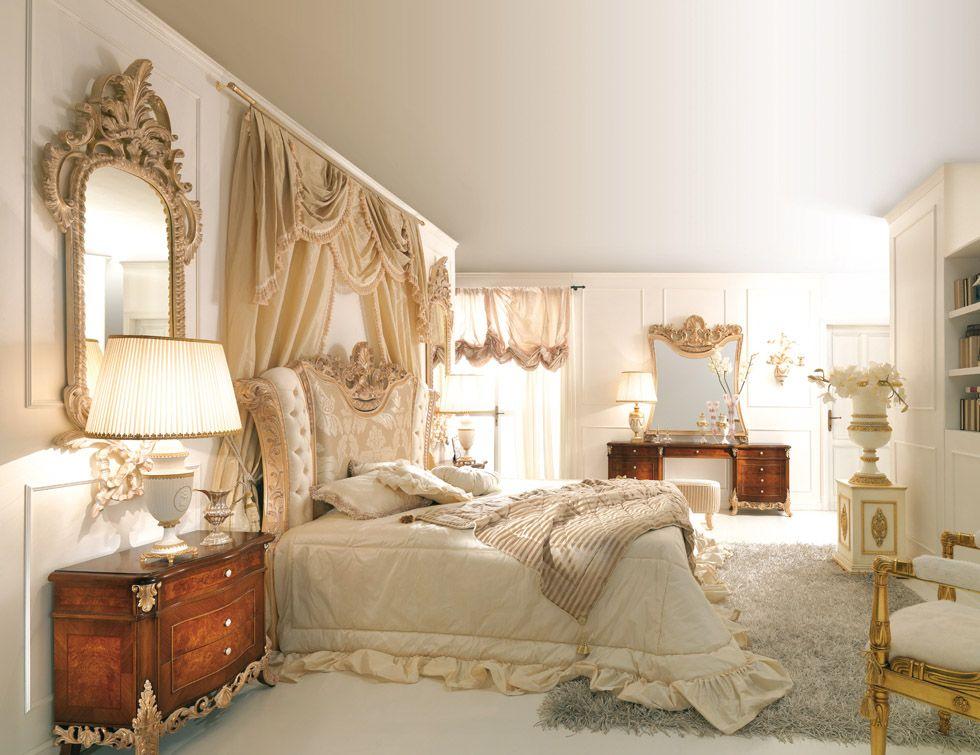 CAPPELLINI INTAGLI Italian bedroom furniture ベッドルーム