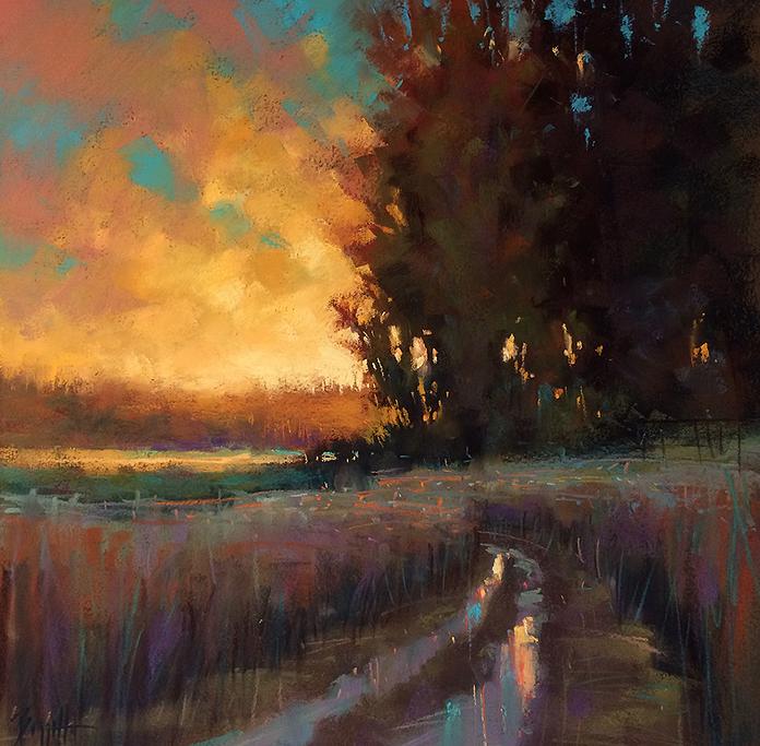 Marla Baggetta Pastel Paintings Art Workshops Pastel Landscape Landscape Paintings Abstract Landscape