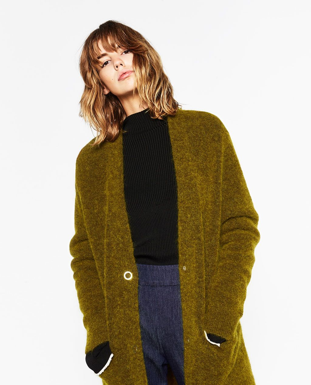 e776224af0 MOHAIR CARDIGAN-NEW IN-WOMAN
