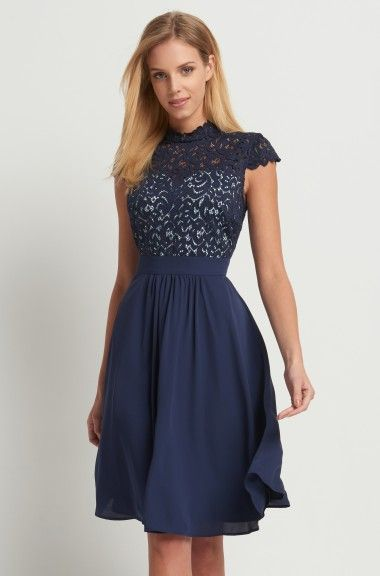 Kleid mit Spitze | ORSAY in 2019 | Dresses, Fashion ...