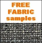 campione gratuito di tessuto per divani