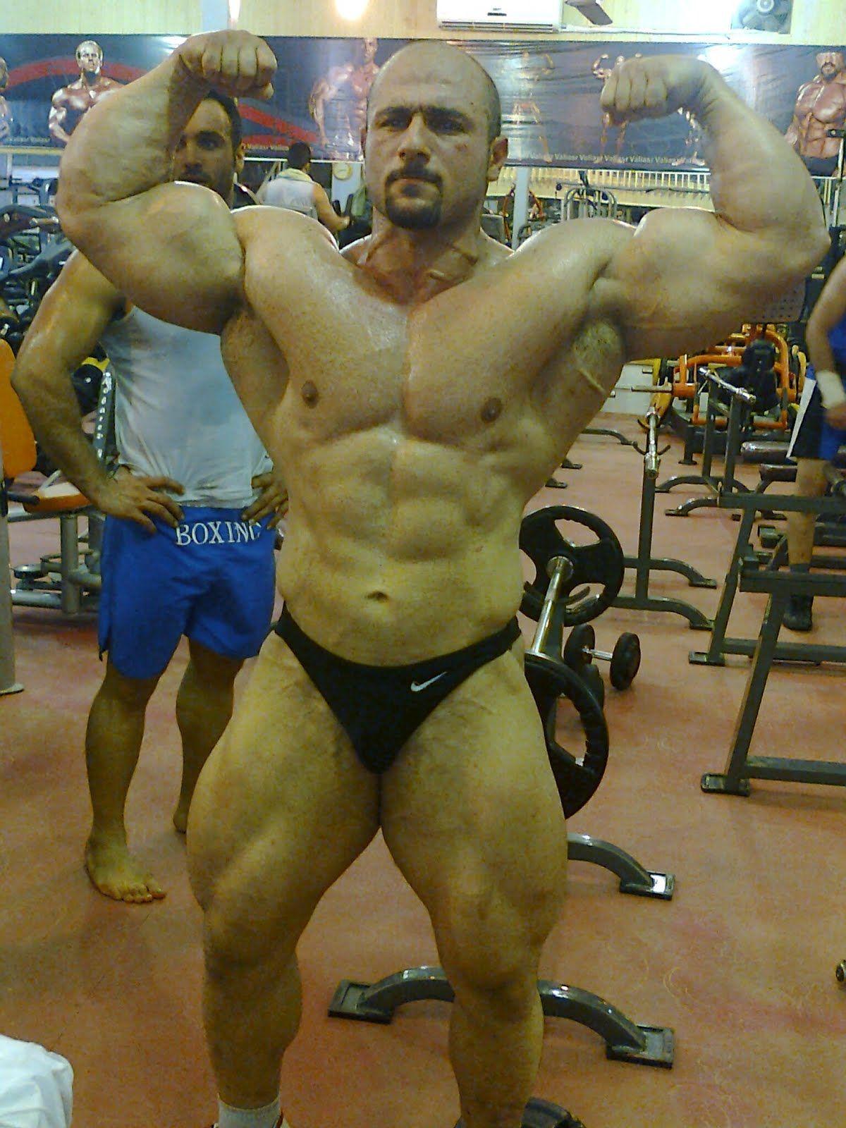 Mobin Rostamian (Iranian Bodybuilder) | Bodybuilder
