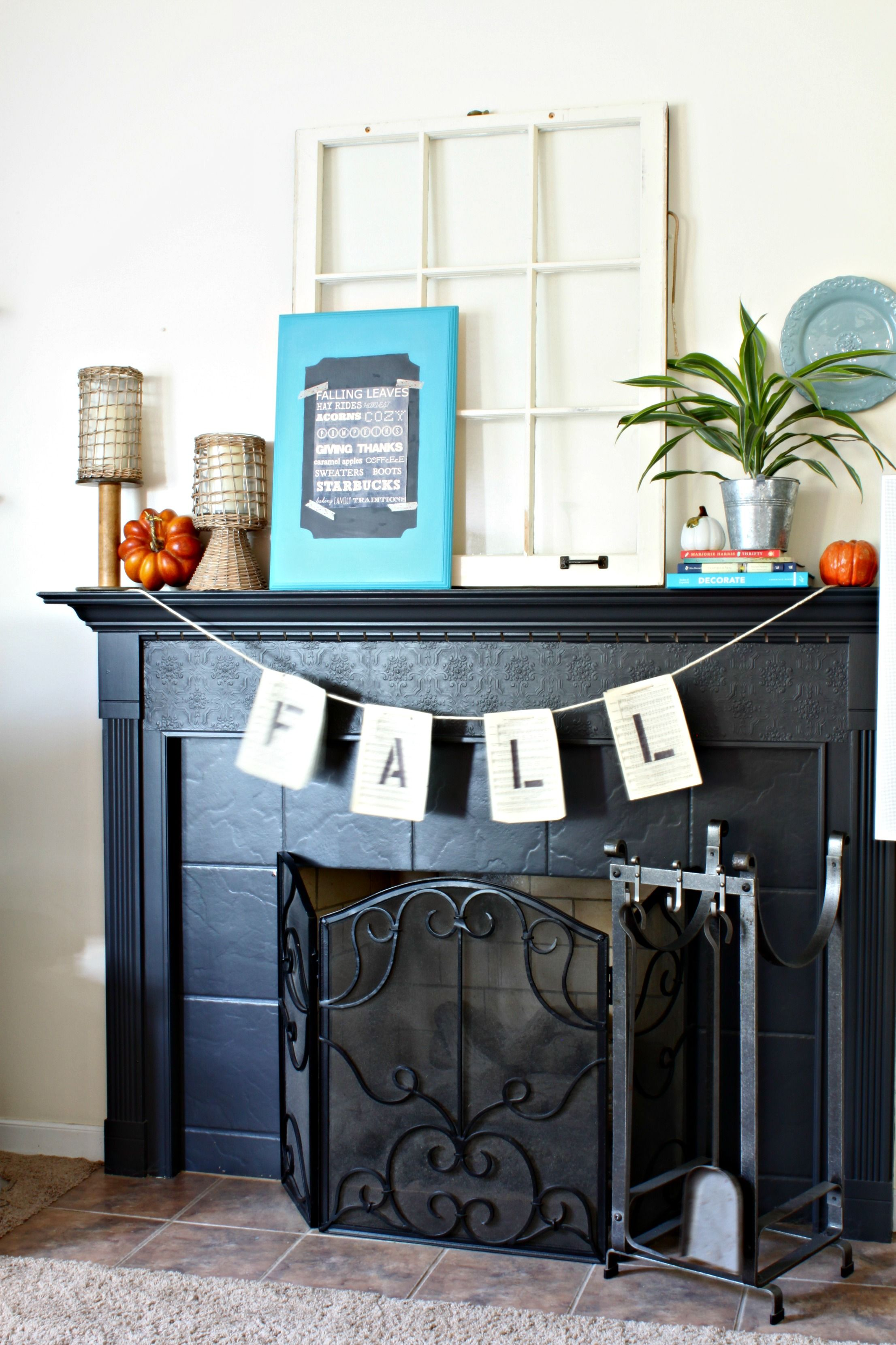 free for fall mantel decor mantels decor and mantels