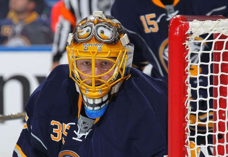 Linus Ullmark Buffalo Sabres Mask Google Search Goalies Masked