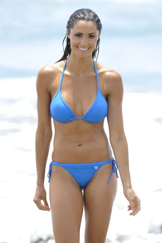 BD Media Katie Cleary Bikini Beach with Hot Moment Picture!