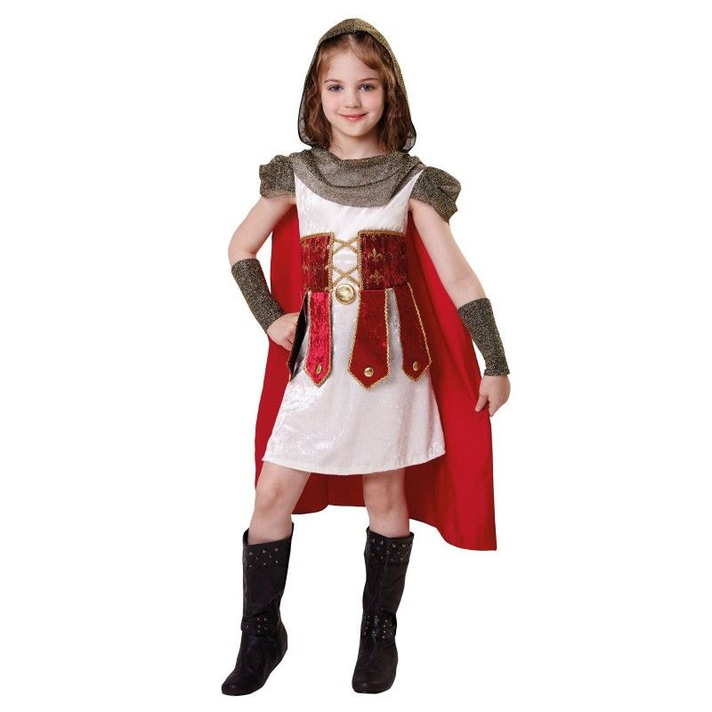 NEW HALLOWEEN Costume Warrior Princess Gladiator Girl Woman Adult Medium 7-9