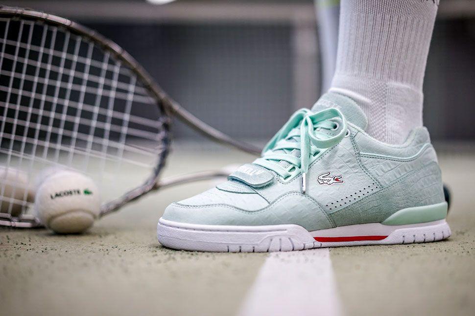 LACOSTE L!VE MISSURI Sneakers Grey Men