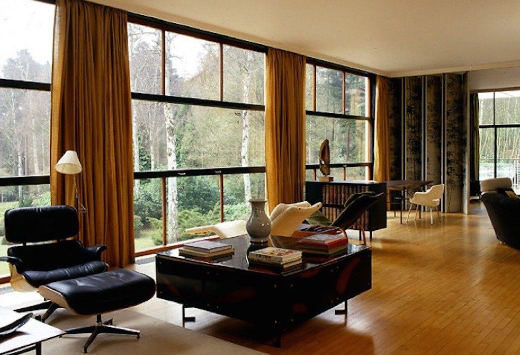 The Homewood Modernist House Sitting Room National Trust