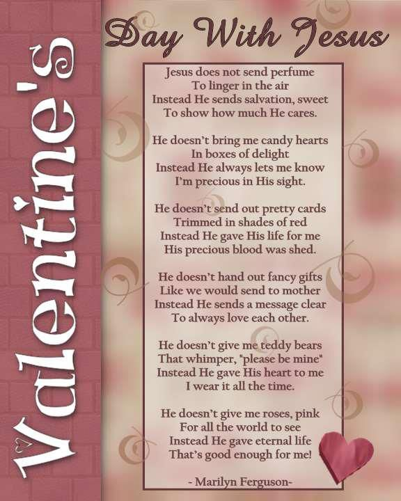 valentine's day with jesus | christian to the core | pinterest, Ideas