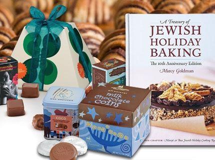 Hanukkah foodie gifts hanukkah christmas party favors and gift