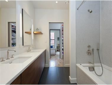 Subway Tile Bathroom 169 Adelphi Street Brooklyn Ny 11205 Home For